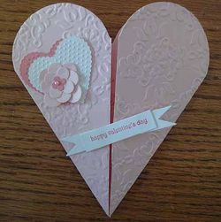 Amanda coughlin petal cone card front