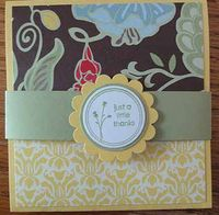 Vicki kiyohara gift card front