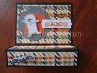 Googly ghouls treat box