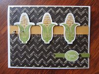 Perfectly preserved corn